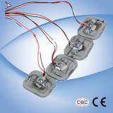 De capteur de pression de piézoélectrique le plus inférieur d'échelle de poids corporel de passerelle de la fabrication 50kg de la Chine des prix demi et détecteur de pesage