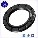 Bride d'acier du carbone des fournisseurs ASTM A105 DIN Pn16 de la Chine pour la glissade de pipe sur la bride