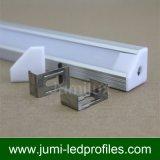 Profilo a forma di V dell'alluminio del LED