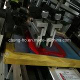 Stampatrice a base piatta automatica dello schermo di due colori