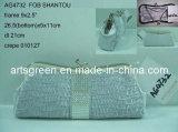 Acessórios do vestido de casamento do saco de embreagem (AG4732)