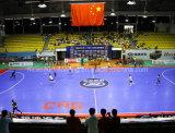 Pavimento della corte di Futsal di riduzione di scossa di Nicecourt