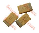 Конденсаторы тантала обломока (CA45) SMD бессвинцовые/RoHS 100UF