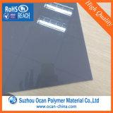 folha 4X8 plástica Bendable dura cinzenta opaca de 1.7mm