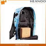A parte traseira perfeita da esteira da ioga do esporte da alta qualidade embala o saco da trouxa
