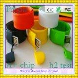 Capacidad completa Pen Drive USB Slap pulsera (GC-W13)