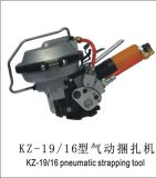 KZ16/19mm Combination Pneumatic Machine para Steel Straps