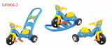 Tricycle multifonctionnel d'enfants (GF0806-2)