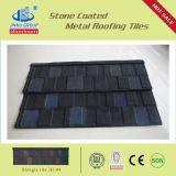 Hecho en azulejo de azotea revestido del metal de la piedra de los materiales de la azotea de China