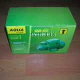 고성능 AC 펌프 Qb 시리즈 작은 전기 수도 펌프 Qb60