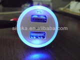 Nouveau charge rapide de voiture 2 USB 2.1A