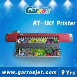 Garros 1.8m Machine van de Printer van 3.2m 1440dpi Eco Oplosbare Inkjet Digitale