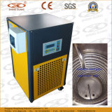 Água Cooled Chiller com Stainless Steel Water Tank