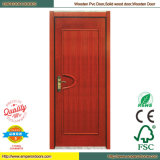 Дверь PVC MDF двери PVC затвора двери