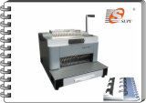 Binding multifunzionale Machine con Comb Wire Spiral Coil e Punching (SUPER4&1)