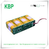 Li-ion Battery de 24V 10ah 18650 Rechargeable para Speaker