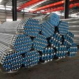Tubo d'acciaio galvanizzato del TUFFO caldo di alta qualità