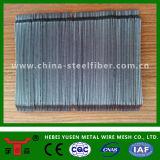 Fibra d'acciaio concreta a basso tenore di carbonio con concentrazione ad alta resistenza