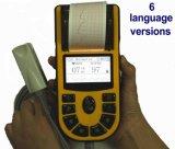 Цифров 1-Channel Handheld Electrocardiograph ECG (EKG-80A) - Fanny