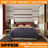 Oppein freies Entwurfs-Wohnungs-Projekt-hölzerne Schlafzimmer-Möbel (OP15-HS1)