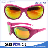 Modèle de mode de lunettes de soleil de sports de qualité
