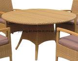 Jogo de café barato da mobília do Teak do preço da qualidade superior com a cadeira da mesa de centro & do café