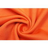 T-shirt van uitstekende kwaliteit van het Af:drukken van de Rookwolk van de Mensen van de Douane de Goedkope Oranje
