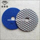 Диаманта сота полируя пусковых площадок Shine Dd-6 пусковая площадка сухого полируя (100X2.2mm)