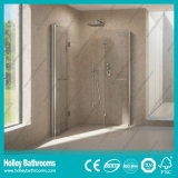 2개의 측 (SE304N)에서 상류 폴딩 샤워 문이 열릴 수 있다