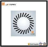 Difusor ajustável do redemoinho da qualidade para a grade de ar da ventilação