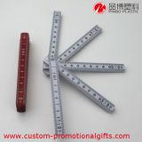 Plastique drôle de 2 mètres pliant la règle multifonctionnelle de mesure