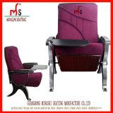 アルミニウムメモ帳が付いている高品質の講堂の椅子
