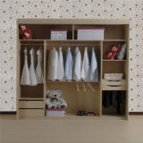 Красный самомоднейший шкаф переклейки