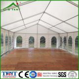 ライニングの床が付いている20m x 30m党結婚式の玄関ひさしのテント