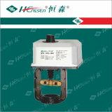 El actuador motorizado/HVAC de las válvulas de la vávula de bola Df/Q-Je controla productos
