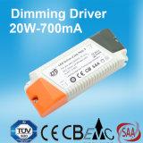 Dimmable LED Stromversorgung mit Energie 20W