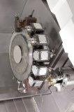 중심 (CNC 선반) 쌍둥이 스핀들 & 단 하나 포탑을 돌고 & 맷돌로 가는 CNC