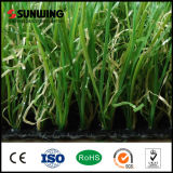 Sale quente Best Premium Nature Artificial Grass para o jardim Decorations