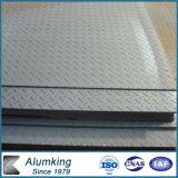 De Plaat van het Aluminium van de Ruit pre-Cutted voor Deur