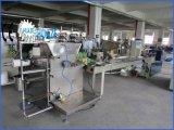 Máquina de embalagem de tecido úmido totalmente automática
