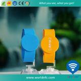 高周波13.56MHz Ultralight EV1 RFID Silicone Wristband