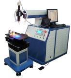 De Machine van het Lassen van de Laser van de Vorm van de Pijp van het roestvrij staal