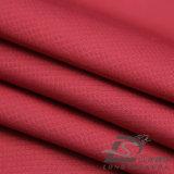 água de 50d 290t & do Sportswear tela 100% tecida do poliéster do jacquard da manta da pele do pêssego do Pongee para baixo revestimento ao ar livre Vento-Resistente (53036)