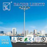 Изготовление 30m Galvanized High Mast Light Поляк