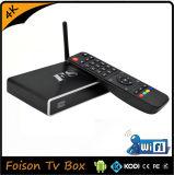 Коробка TV Android TV портативной коробки телевизионных каналов спорта франтовская