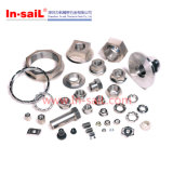 Porcas Hex inoxidáveis de aço A2-70 de padrão de ISO do RUÍDO do fornecedor do prendedor de China