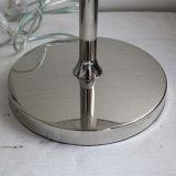 Lampada rotativa europea del tavolino da notte dell'acciaio inossidabile della lampada dell'hotel