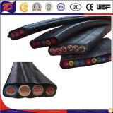 Cable de cobre alambre de la energía industrial