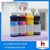 Чернила неоновый чернил сублимации желтые & Magenta цифров дневные для печатание тканья на Epson/Рональд/Mimaki/Mutoh/Richo