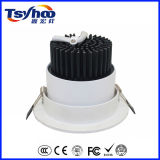 techo ahuecado MAZORCA de aluminio LED Downlight del CREE de 5W 10W 15W 20W Downlight